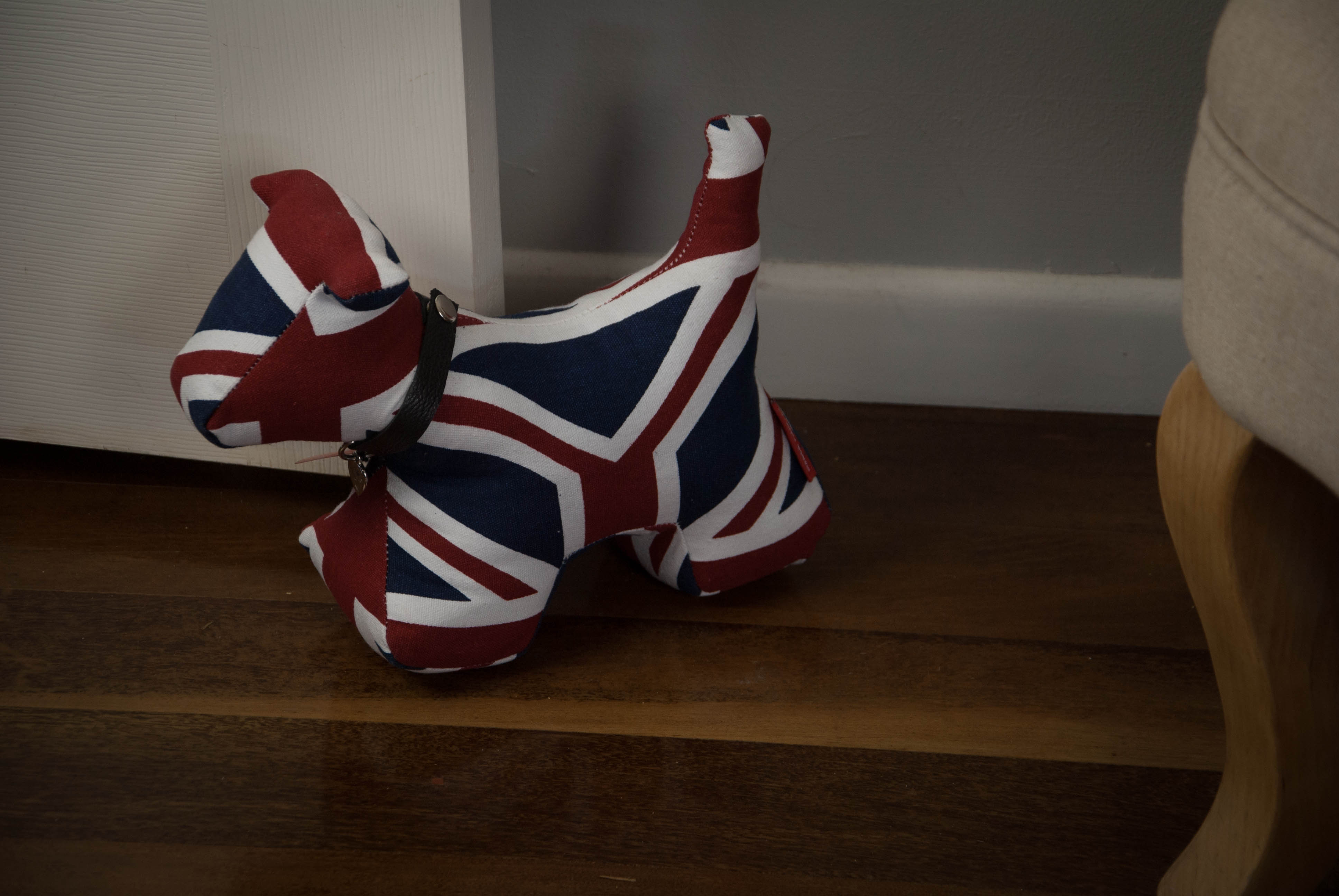 Union Jack Dog Door Stop Ivy Lace Gifts